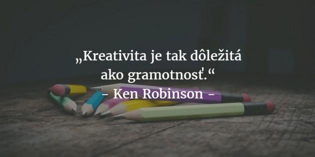 Najlepšie TED videá o kreativite