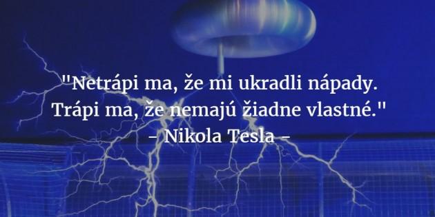 12 - Tesla vynalezy