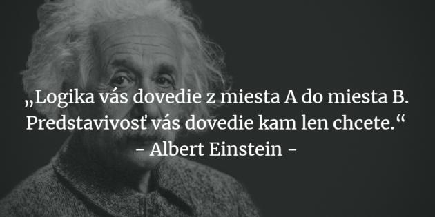 Albert Einstein citáty