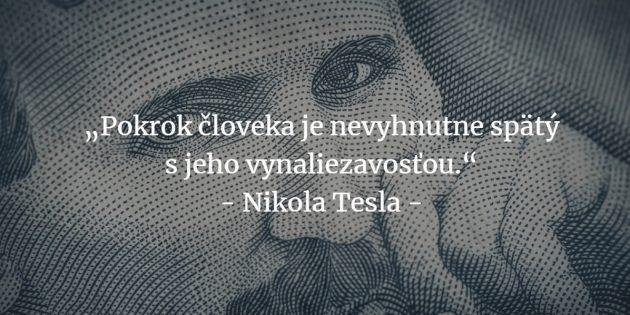 Nikola Tesla citáty