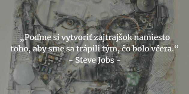 Steve Jobs citáty