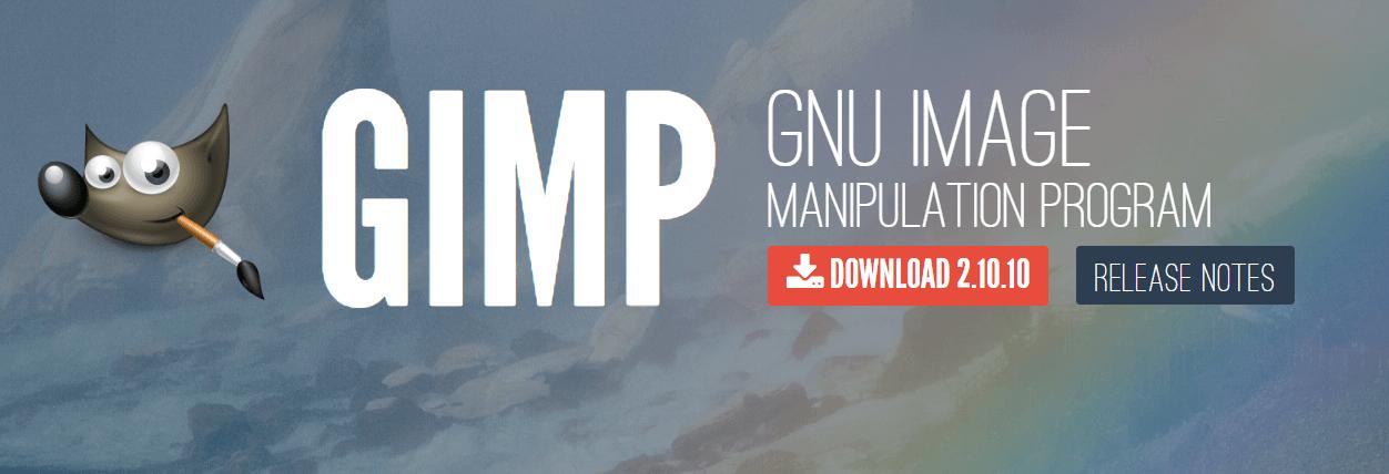 Program na úpravu fotiek zadarmo Gimp