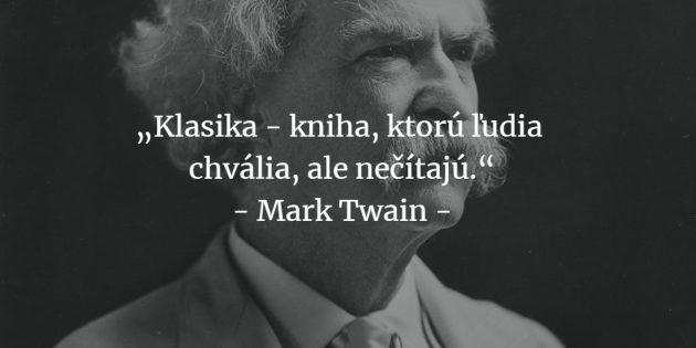 Mark Twain citáty