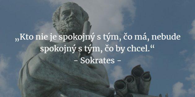 Sokrates citáty