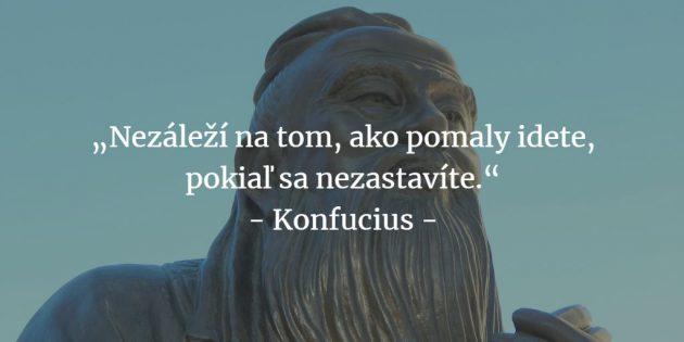 Konfucius citáty