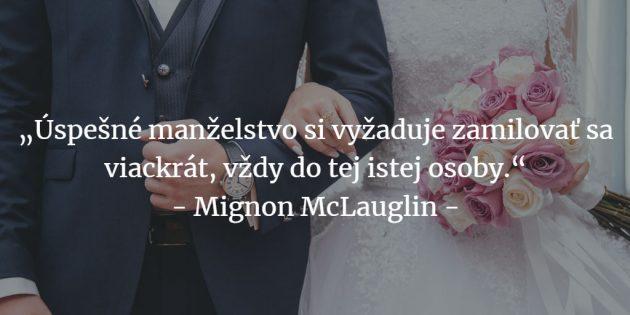 Svadba citáty
