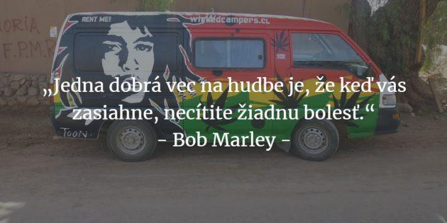 Bob Marley citáty